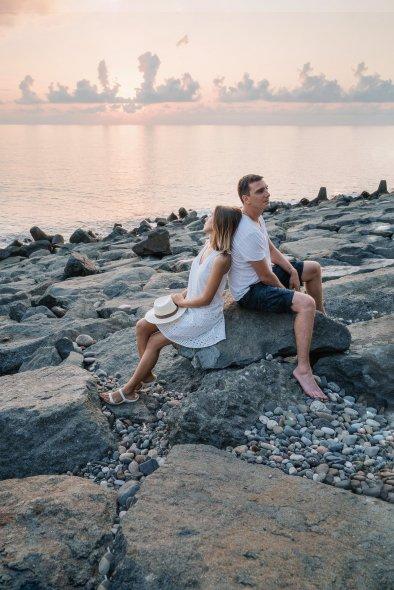 Каменный берег Сарпи