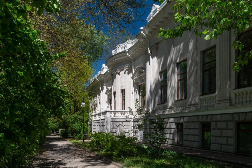 Зональная библиотека ЮФУ