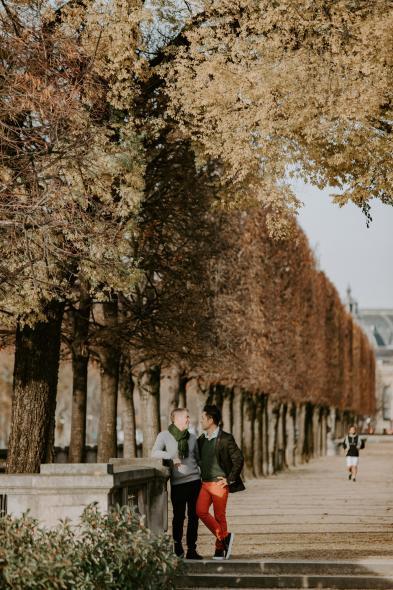 Jardin des Tuileries - Сад Тюильри