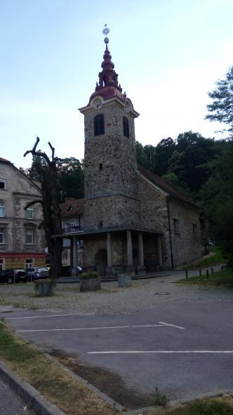 Церковь святого Варфоломея