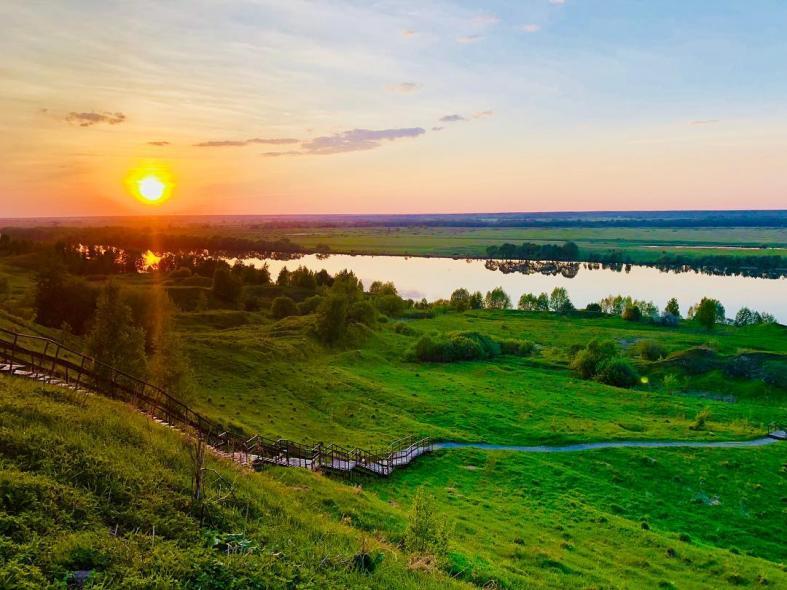 Село Константиного