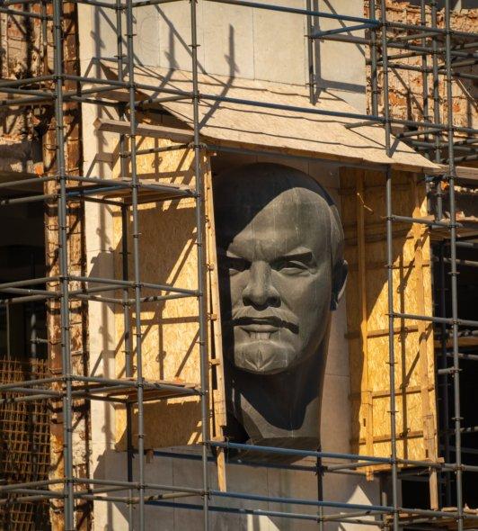 Мемориальный центр Ленина, площадь Ленина