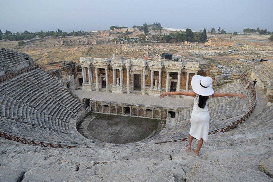 Pamukkale Hierapolis