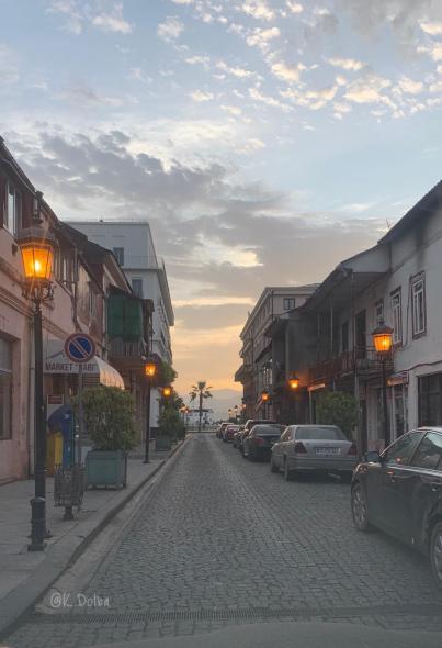 Улица Царя Парнаваза