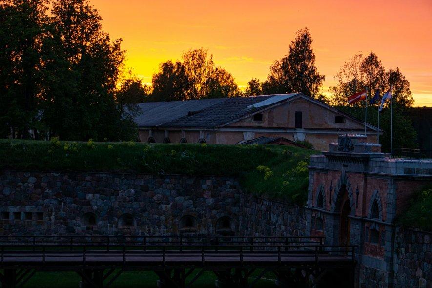 Динабургская крепость