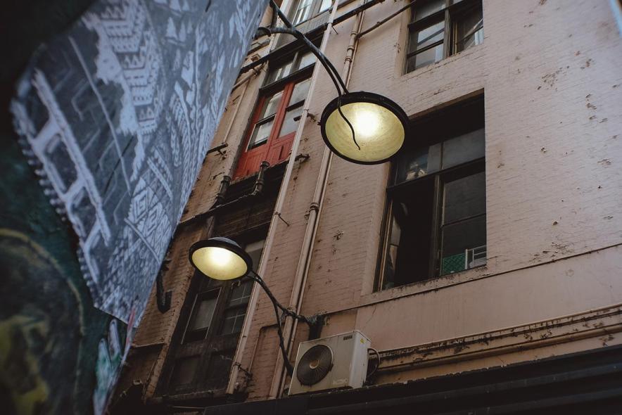 Улица Дигрейвз (Degraves Street)
