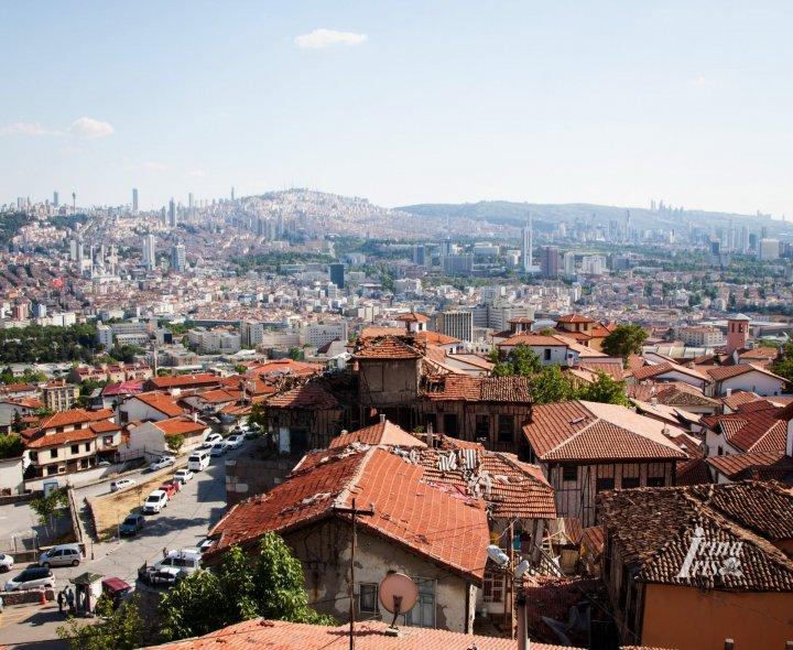 Ankara Castele
