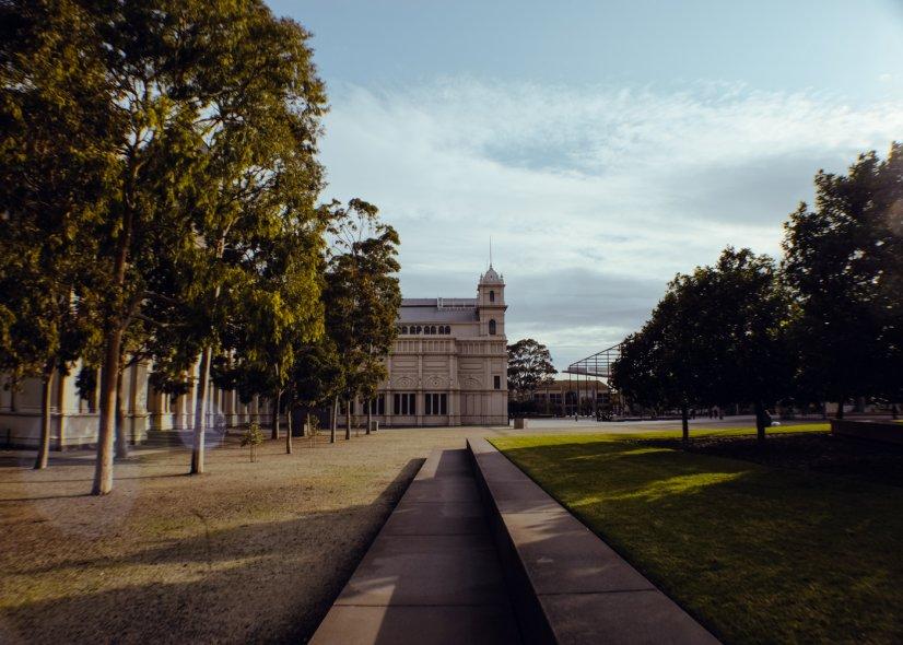 Королевский выставочный центр (Royal Exhibition Building)