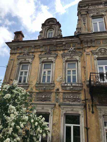 Памятник старинной архитектуры