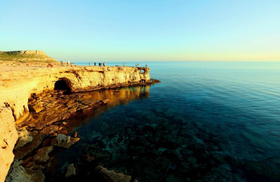 Sea Caves