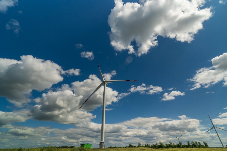 Ульяновский ветропарк (Ветряная электростанция)