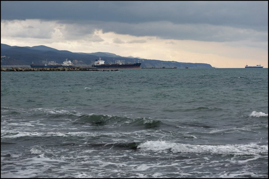 пляж Приморский