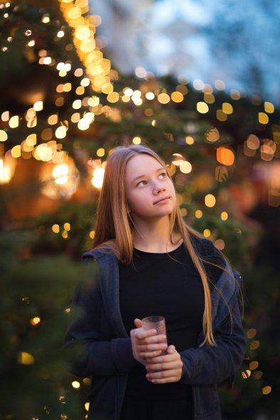 Рождественские ярмарки на Marienplatz