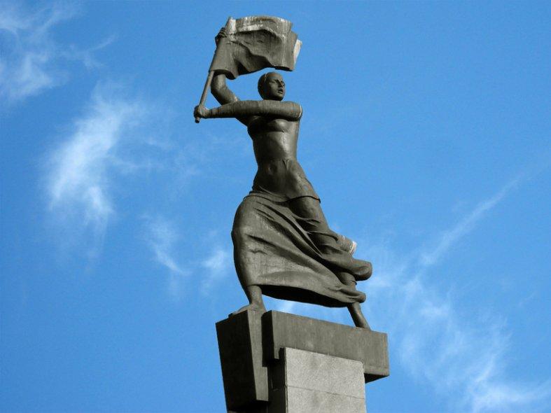 Памятник революционерам 1905 года
