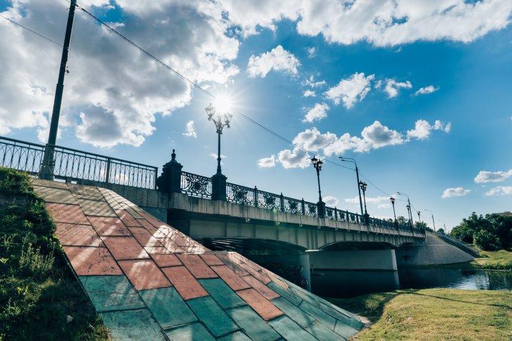 Мост через Коломенку