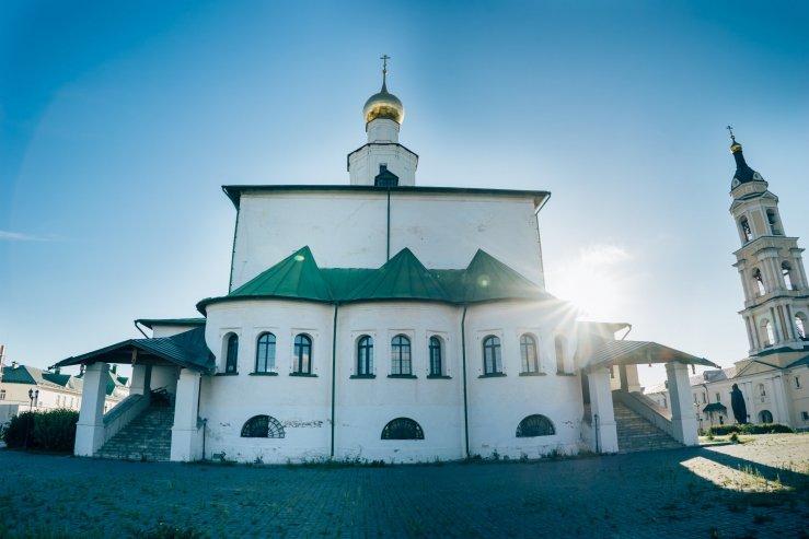 Староголутвенский монастырь