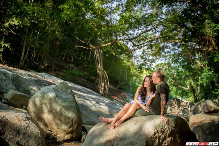 Hin Lat Waterfall