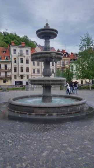 Фонтан на Новой площади
