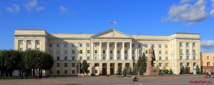 Площадь Ленина, Сад Блонье