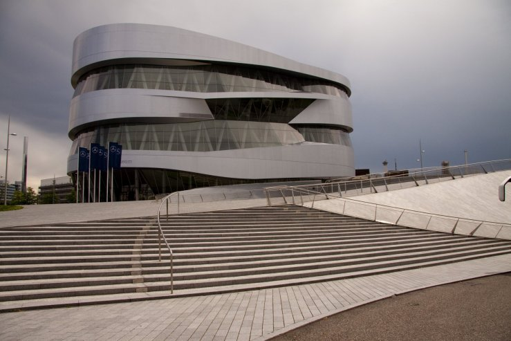 Mercedes-Benz музей