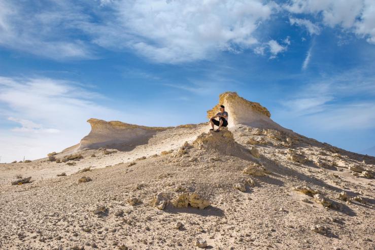 Пустыня Зикрит