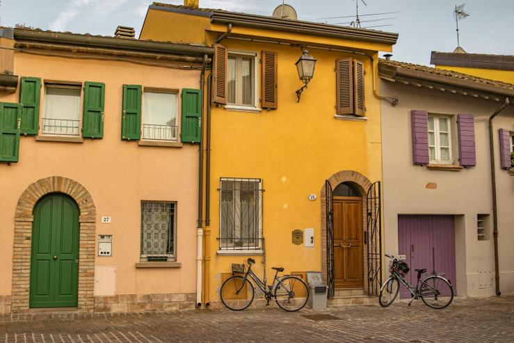 Рыбацкая деревушка (San Giuliano a Mare)