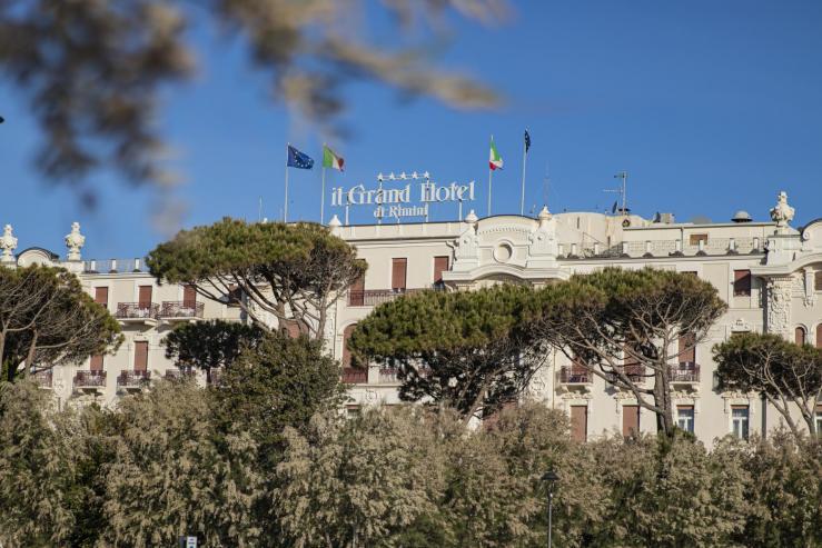 Гранд Отель Римини (Grand Hotel Rimini)
