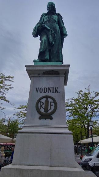 Памятник Воднику