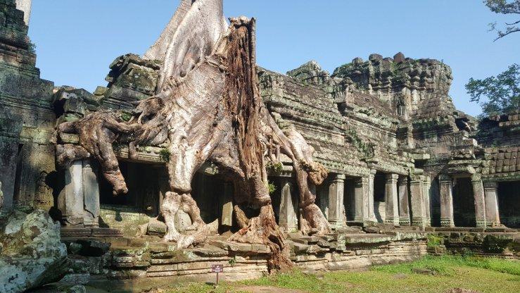 Храм Преах Кхан