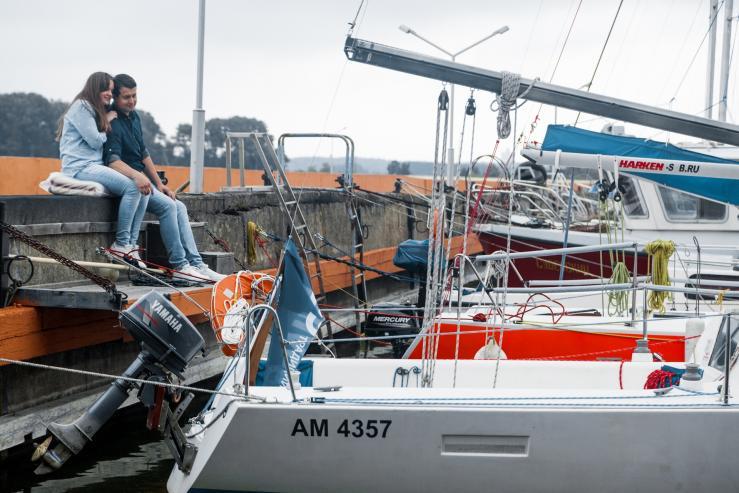 Яхтклуб Меридиан