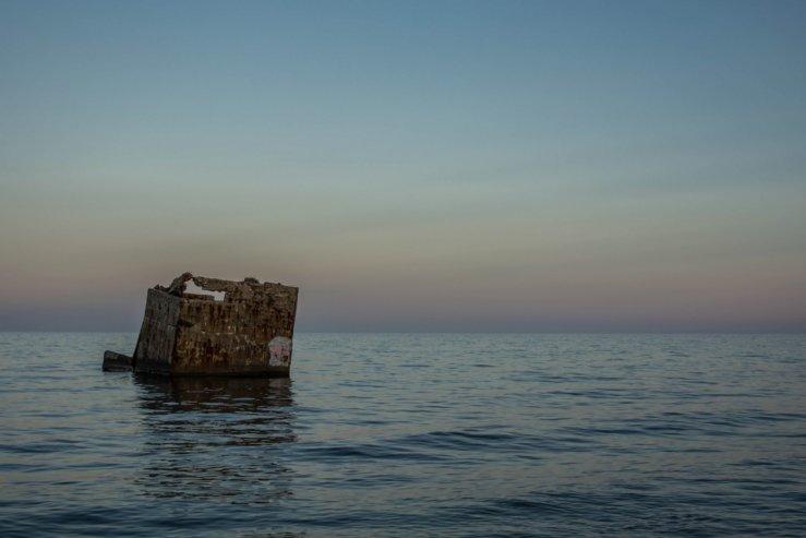 Поселок Береговое