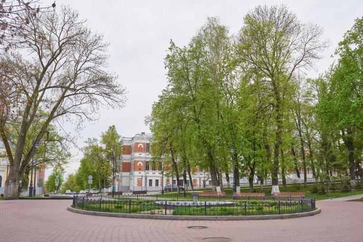 Лермонтовский сквер
