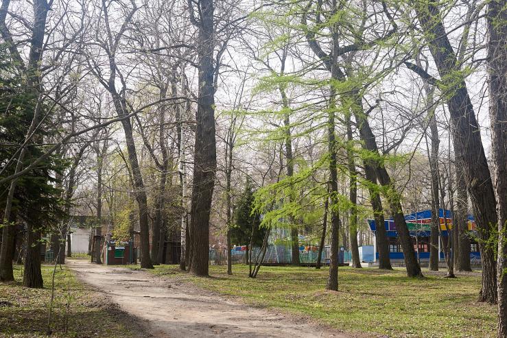 Парк Белинского
