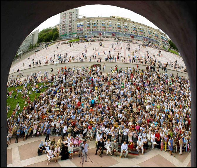 Всероссийский фестиваль колокольного звона