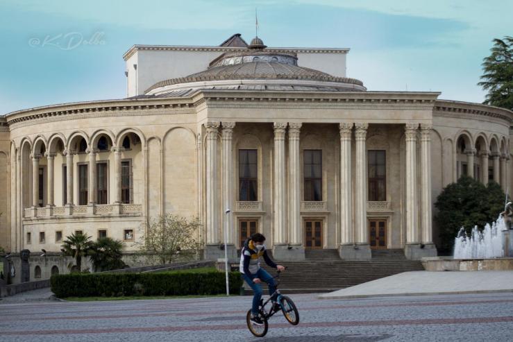 Площадь Давида Агмашенебели