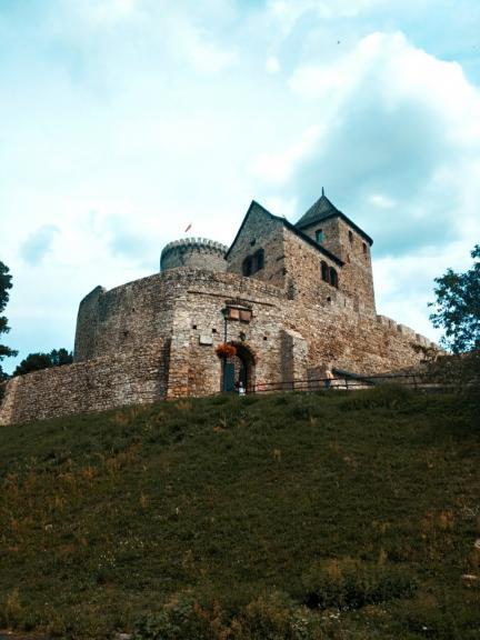 Королевский Замок, музей Заглембя