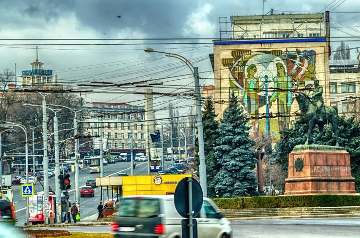 Бульвар К.Негруцци