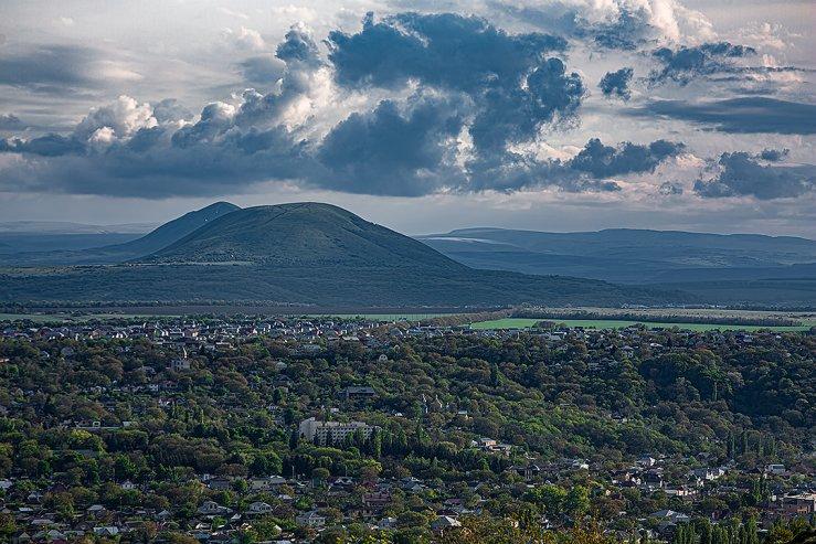 Горы Юца и Джуца