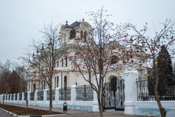 Историко-культурный музейный комплекс Усадьба Асеевых
