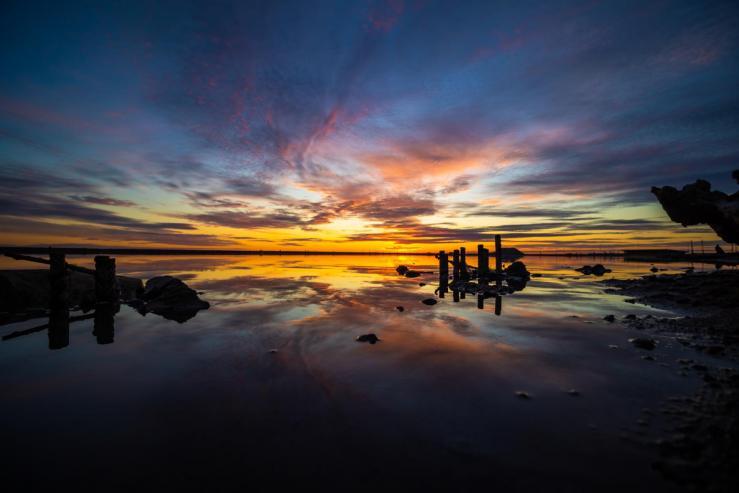 Набережная Финского залива у ЖК