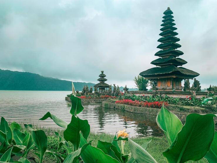 Храм Pura Ulun Danu