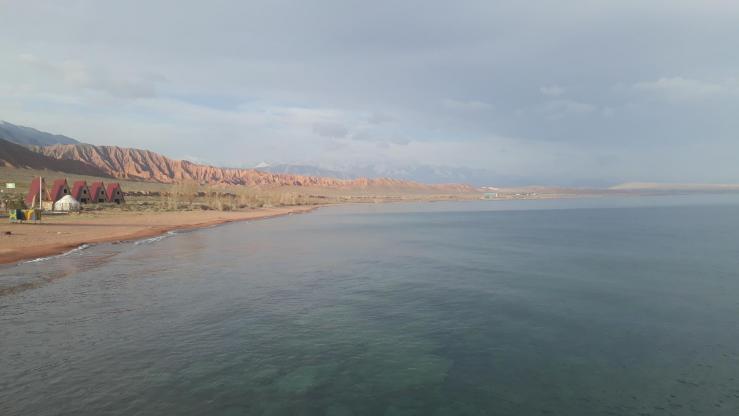 Иссык кульская область, Тонкий район, с. Кажи-Сай