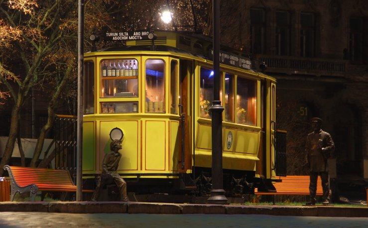 Выборгский трамвайчик