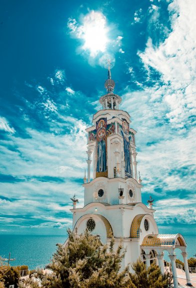 Храм-маяк святителя Николая Чудотворца