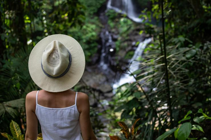 Pengibul Waterfall