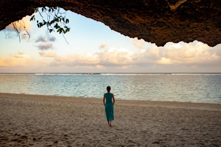 Пляж Pandawa