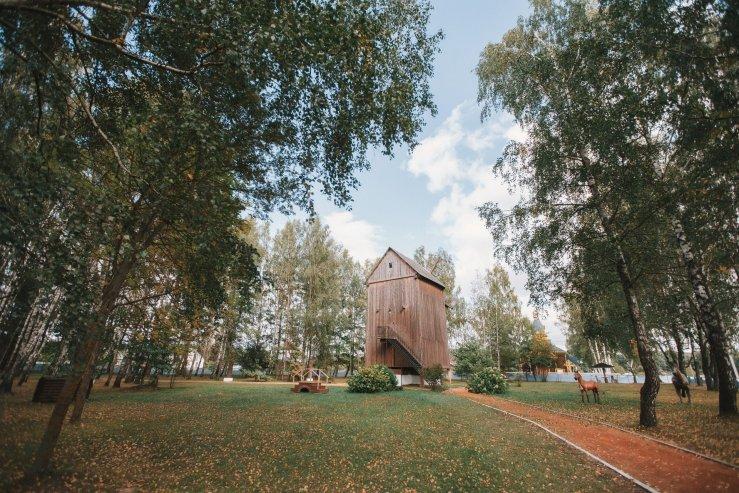 Музей народных ремесел в Русино