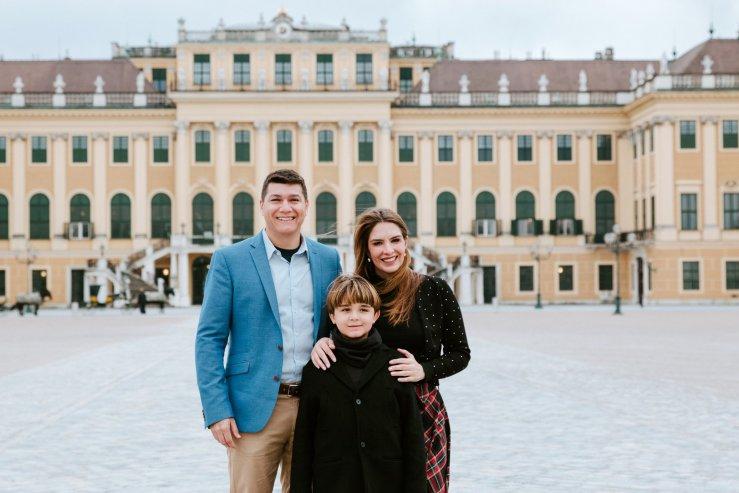 Дворец Шонбрунн
