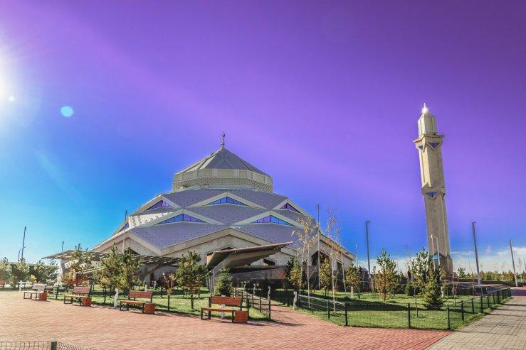 Мечеть «Алланың Гүлі – Цветок Всевышнего»