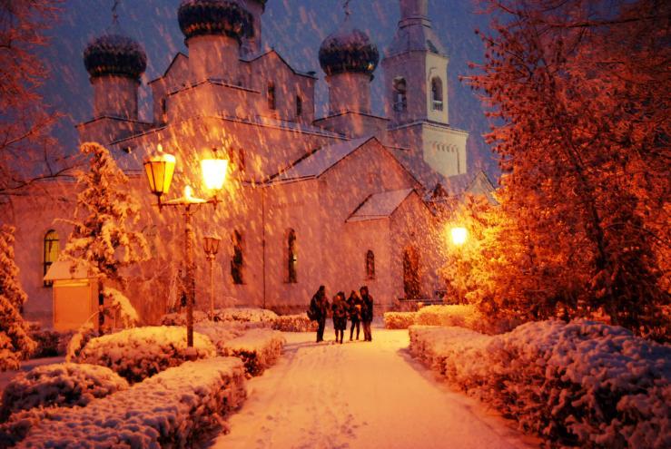 Свято-Николаевский Кафедральный Собор